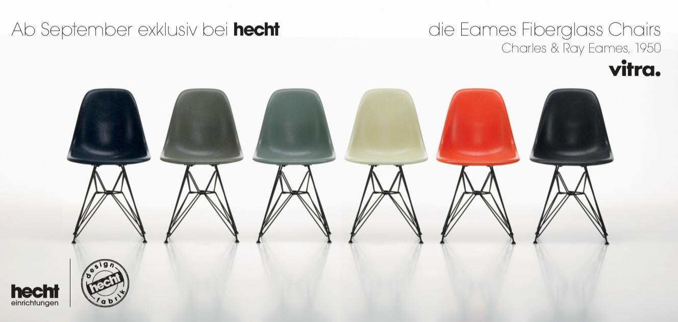 vitra Stühle bei hecht designfabrik Kirchentellinsfurt im Kreis Reutlingen