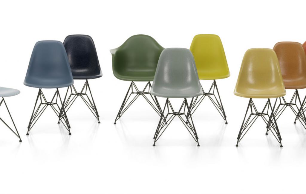 Vitra – Plastic – Chair – neue Farben ab sofort erhältlich.